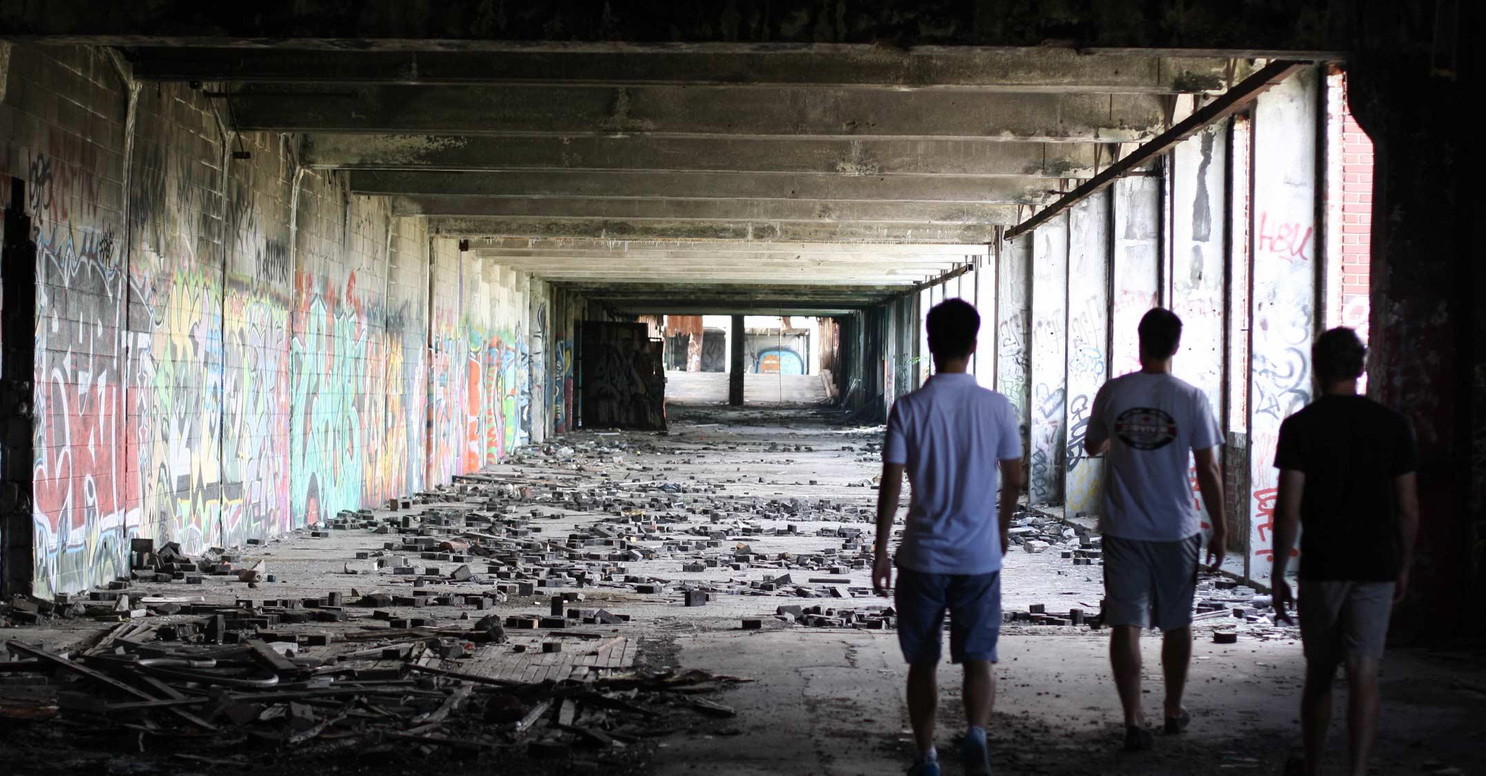 Detroit photo essay