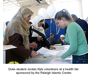 duke center muslim personals Research's profile, publications, research topics, and co-authors.