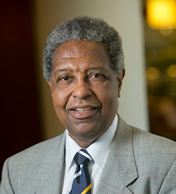 William Darity leads the University Course on race and higher education.