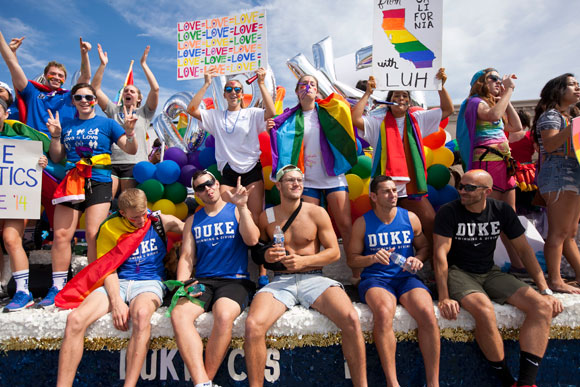 Duke gay community