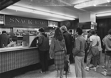 West Campus Dope Shop, 1970s