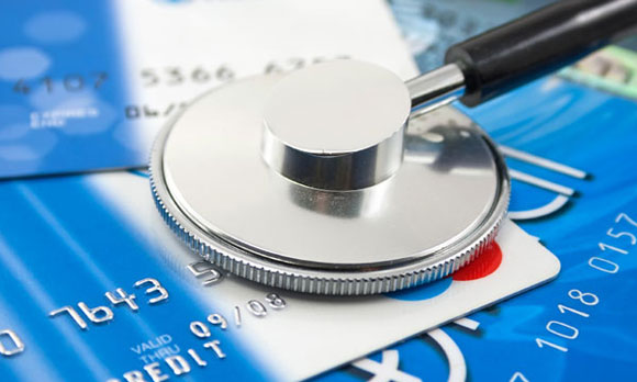 Credit Score predicts health