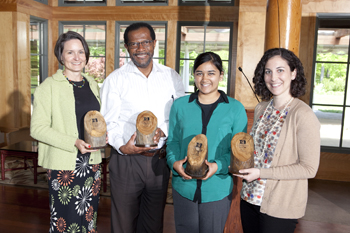 duke sustainability award winners