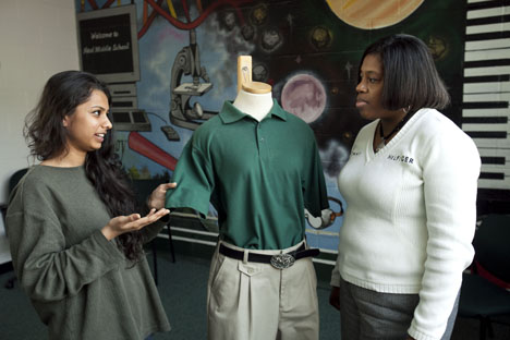 school uniform research School uniforms research: summary report background the school uniform market in the uk is estimated to be worth around £450million per year1 the oft's remit covers the uk so the research includes information from schools in england, scotland, wales and northern ireland there is no legislation that deals.