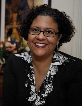 Elizabeth Alexander has published five books of poems and will become chair of Yale's Department of African American Studies in July 2009.