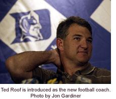 Carl Franks Dismissed As Duke Football Coach Duke Today