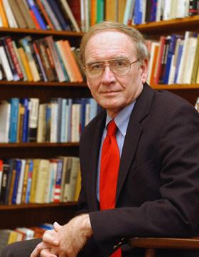 Yale military historian John Lewis Gaddis helped launch Duke's Grand Strategy program.