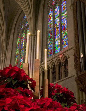 "Handel's ""Messiah"" is the signature piece for the Duke Chapel Choir."