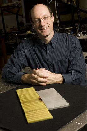 David R. Smith, William Bevan Professor of electrical and computer engineering at Duke