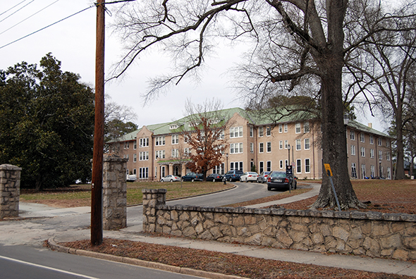 Southgate Residence Hall