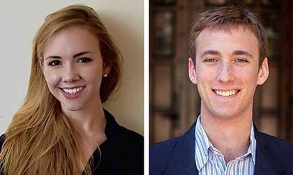 Two Duke Seniors Named Rhodes Scholars   Duke Today