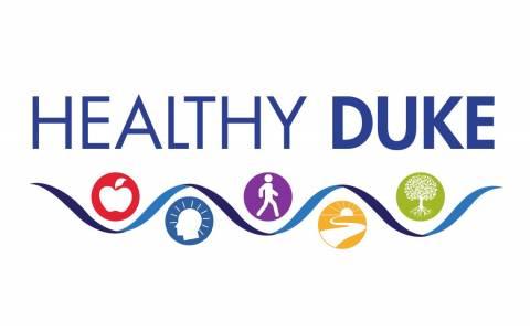 Healthy Duke logo