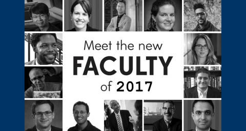 Meet the New Faculty