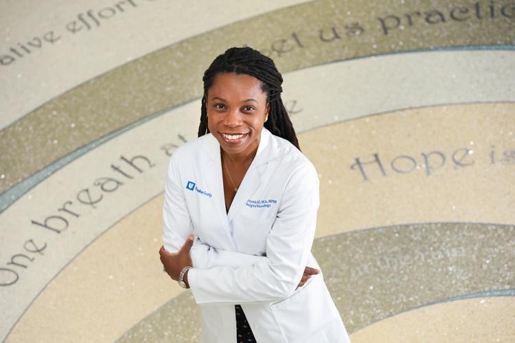 Dr. Oluwadamilola