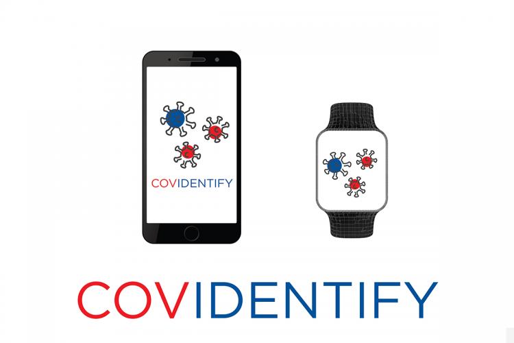 CovIdentify graphic