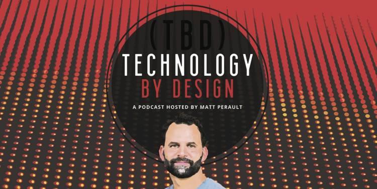 TBD-Technology by Design podcast logo