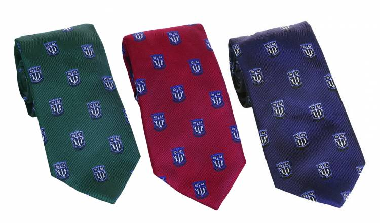Three Duke Ties