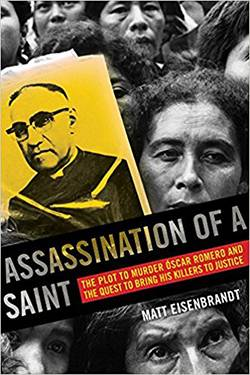 book cover: Assassination of a Saint