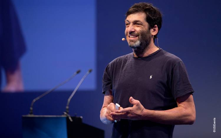 Dan Ariely founded the Center for Advanced Hindsight. Photo courtesy of the Center for Advanced Hindsight.