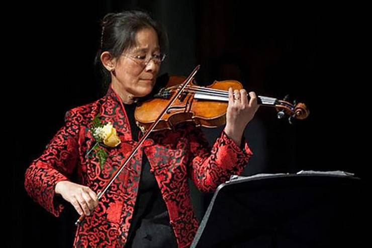 The Duke Symphony Orchestra will perform with professor Hsiao-mei Ku.