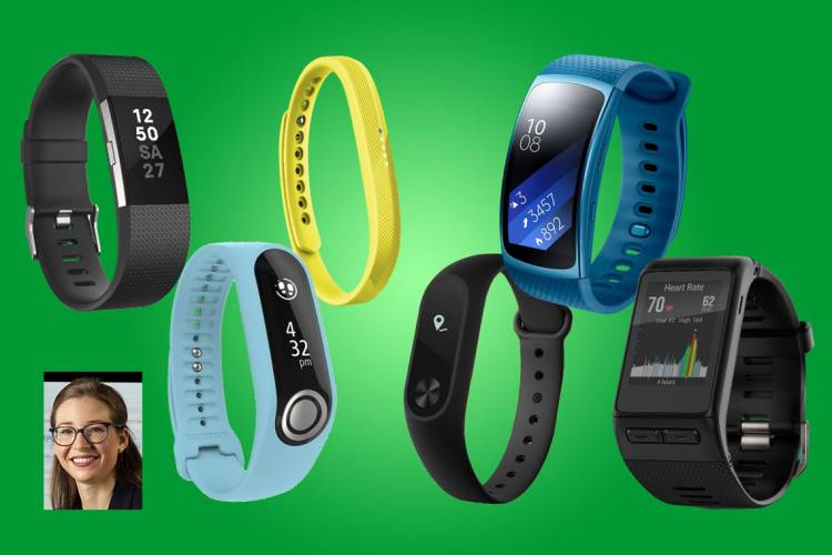 Jessilyn Dunn, Assortment of fitness trackers