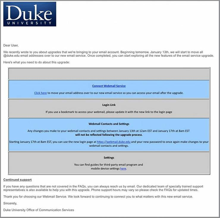 How Not to Fall for a Phishing Scam | Duke Today