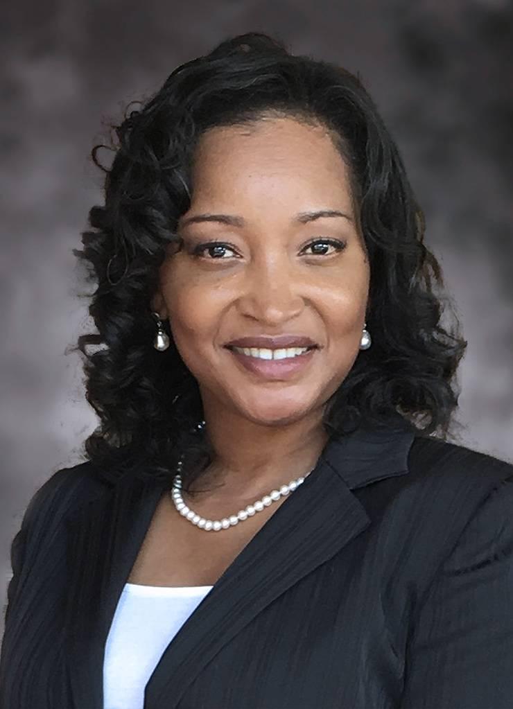 Assistant Director of Duke Learning & Organization Development Gina Rogers.