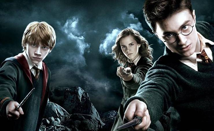 The Griffith Film Theater will be the site of a Harry Potter movie marathon.