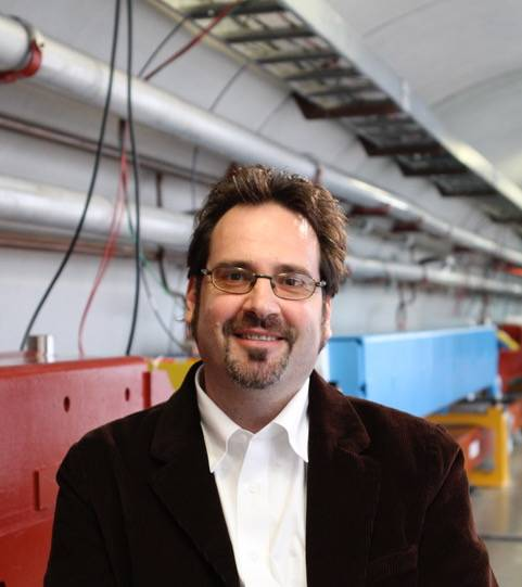 Duke physics professor Mark Kruse was a member of the team that discovered the top quark.
