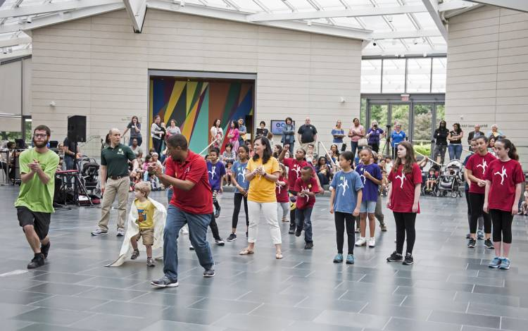The Nasher Museum of Art will hold a family day with activities centering on Renaissance Italy.