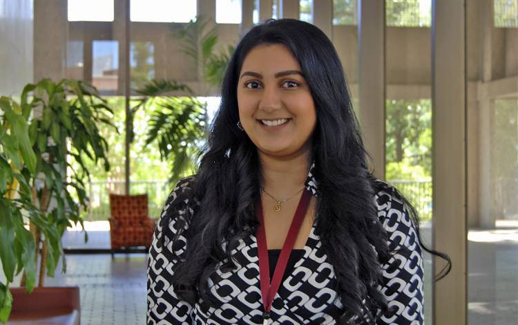 To Nikita Shah, the LIVE FOR LIFE program is proof of Duke's commitment to employee health and wellness.