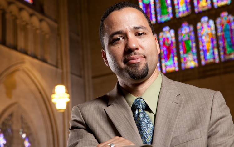 The Rev. Dr. Luke A. Powery is dean of Duke University Chapel.