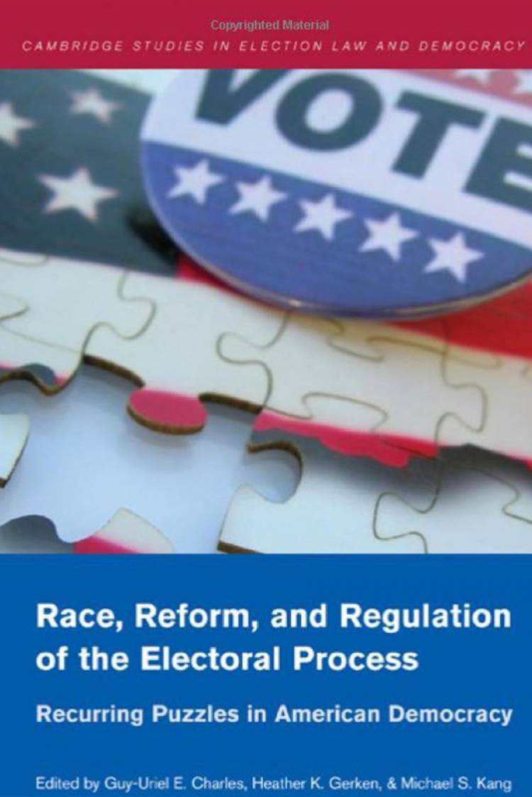 Race, Reform, and Regulation book cover