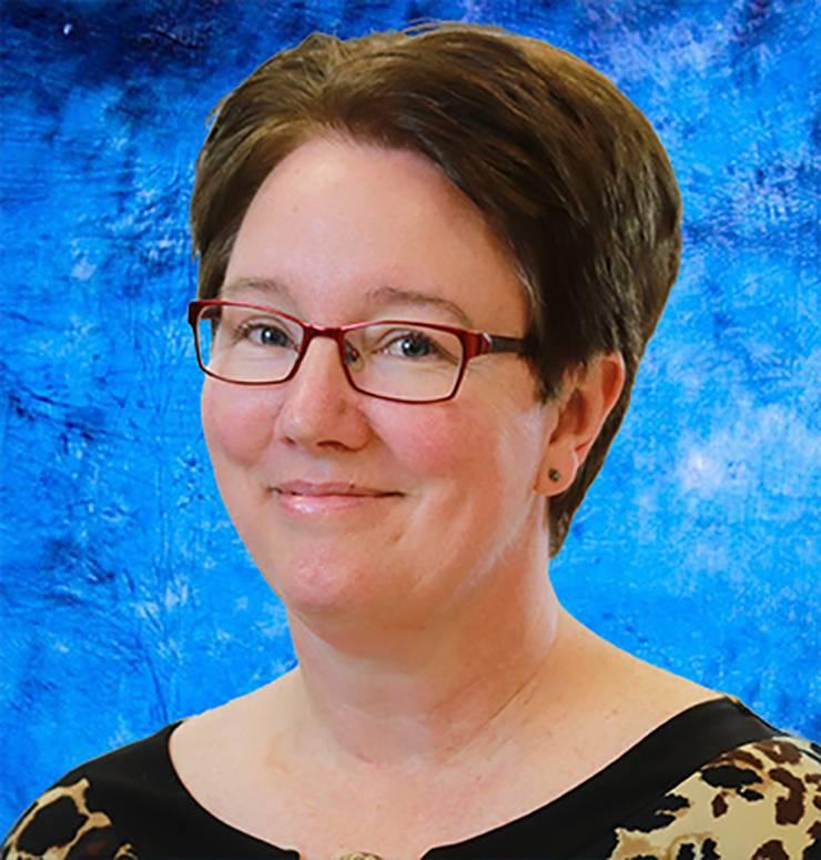 Shelly Clark Epps, program lead for the Duke Health Security Office.