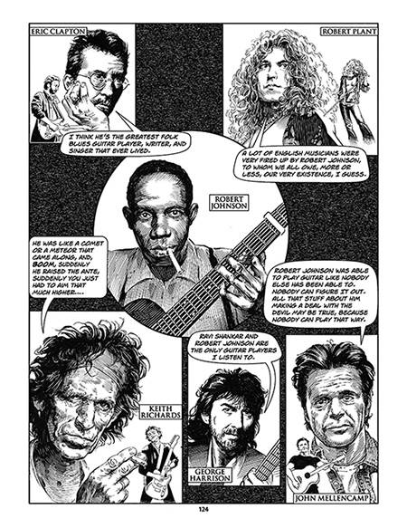 From Robert Johnson to the Rolling Stones