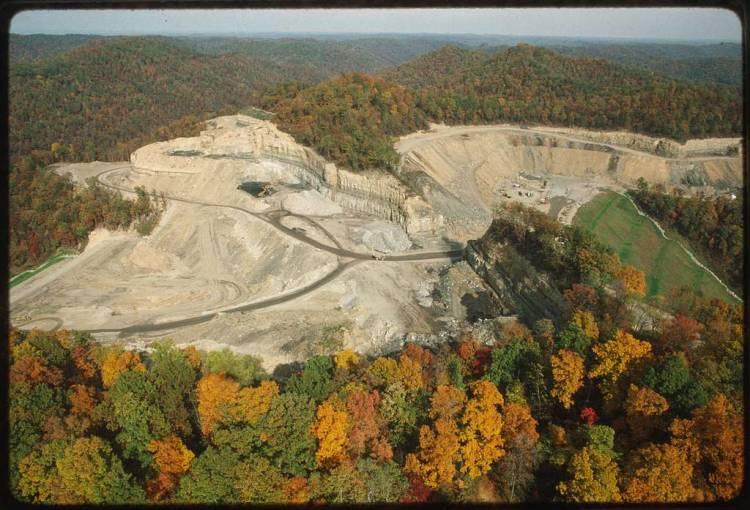 Mountaintop Mining Causes 40 Percent Loss of Aquatic Biodiversity