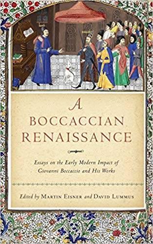 book cover: Boccaccio's legacy