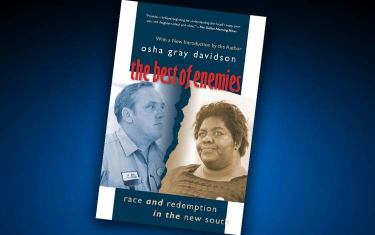The Duke Undergraduate Admissions Book Club read The Best of Enemies: Race and Redemption in the New South by Osha Gray Davidson.