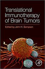 Brain Tumors immunology book cover