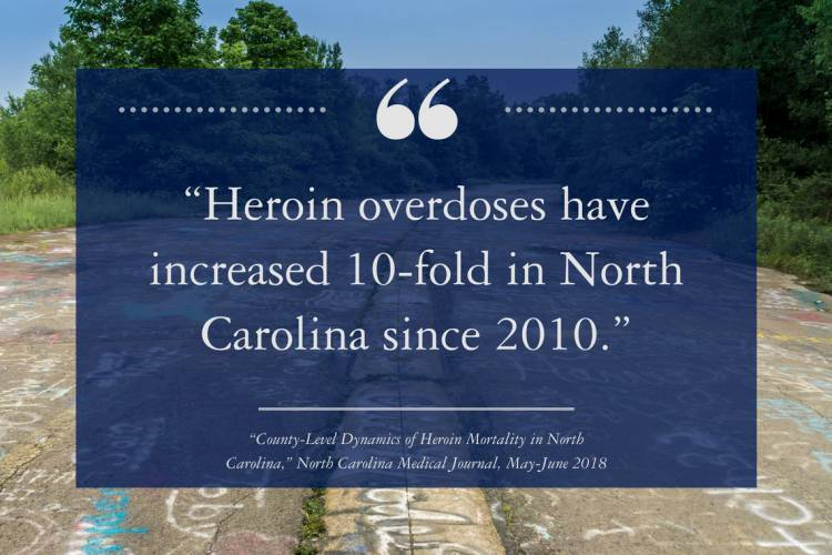 heroin overdoses have increased 10-fold
