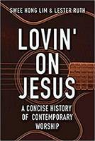 Lovin Jesus book cover
