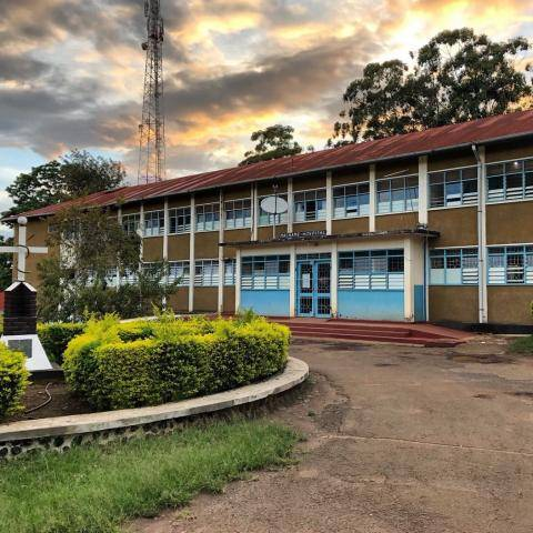 Machame Hospital in Tanzania
