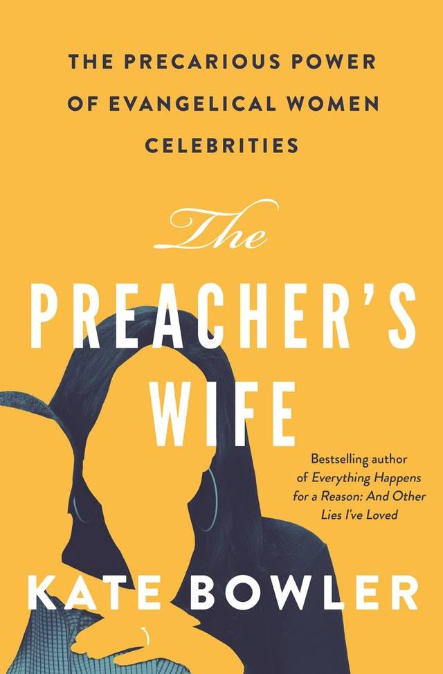 book cover: The Preacher's Wife