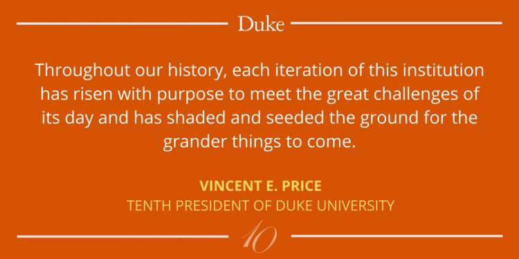 Price quote: Each iteration of this institution has risen