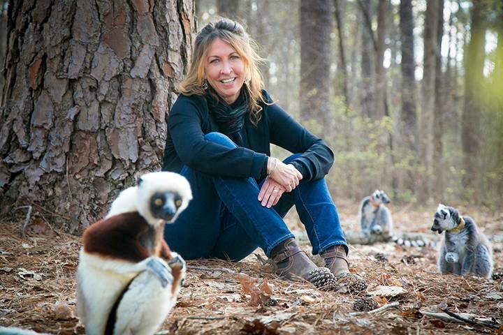 Anne D. Yoder PhD led the Duke Lemur Center for 12 years