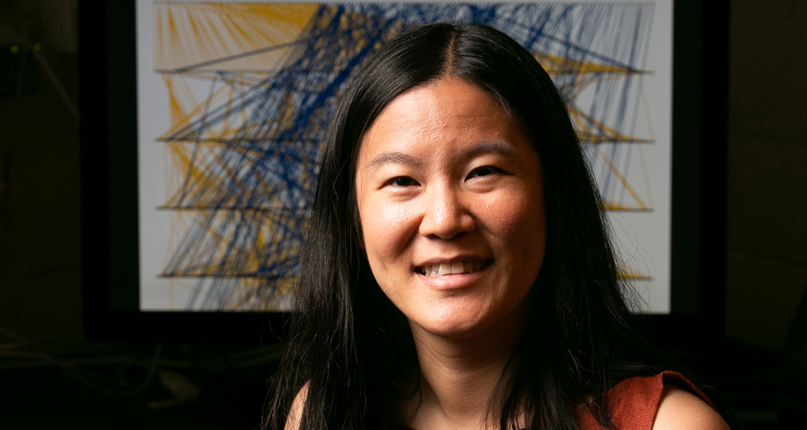 Jenny Tung, associate professor of evolutionary anthropology and biology at Duke, has been awarded a 2019 MacArthur Foundation fellowship for her work on the social determinants of health.