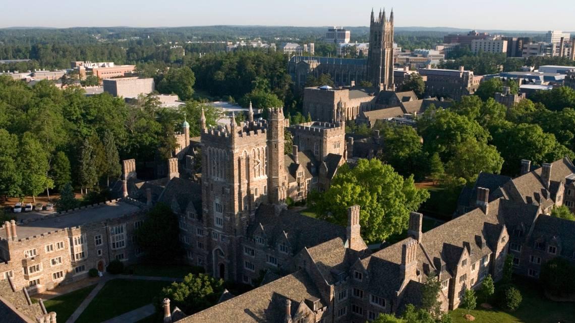 West Campus Aerial