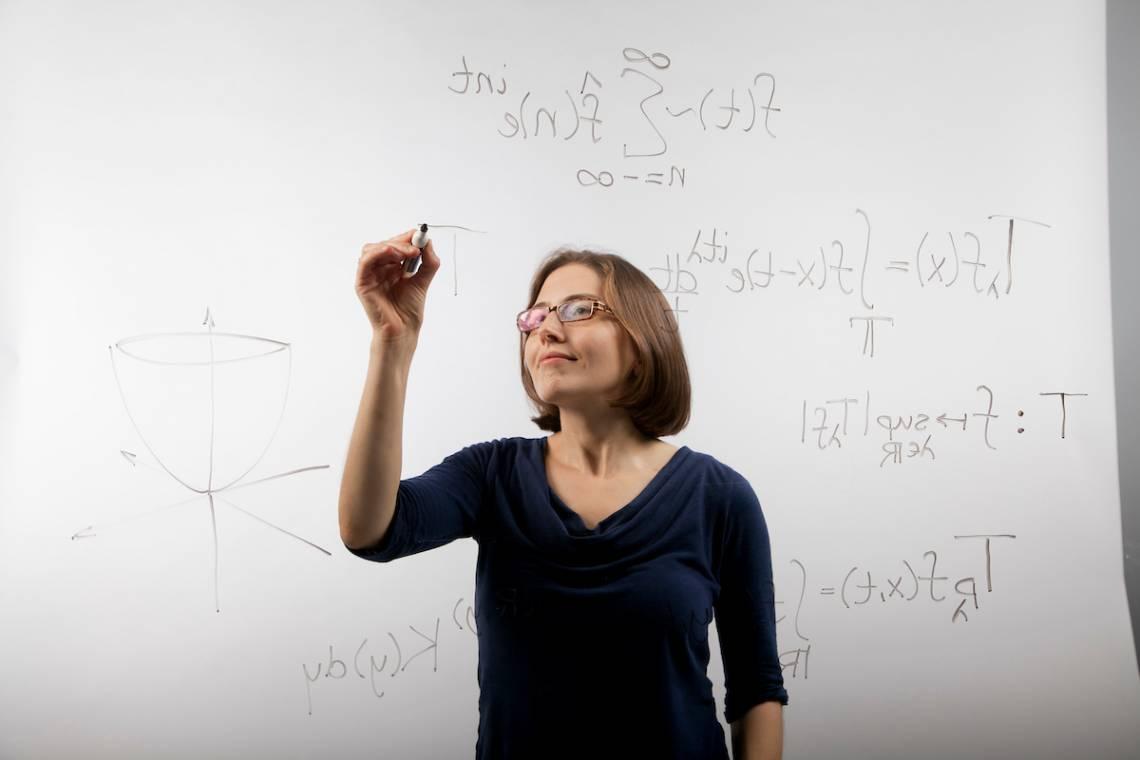 Lillian Pierce, Nicholas J. and Theresa M. Leonardy Associate Professor of Mathematics