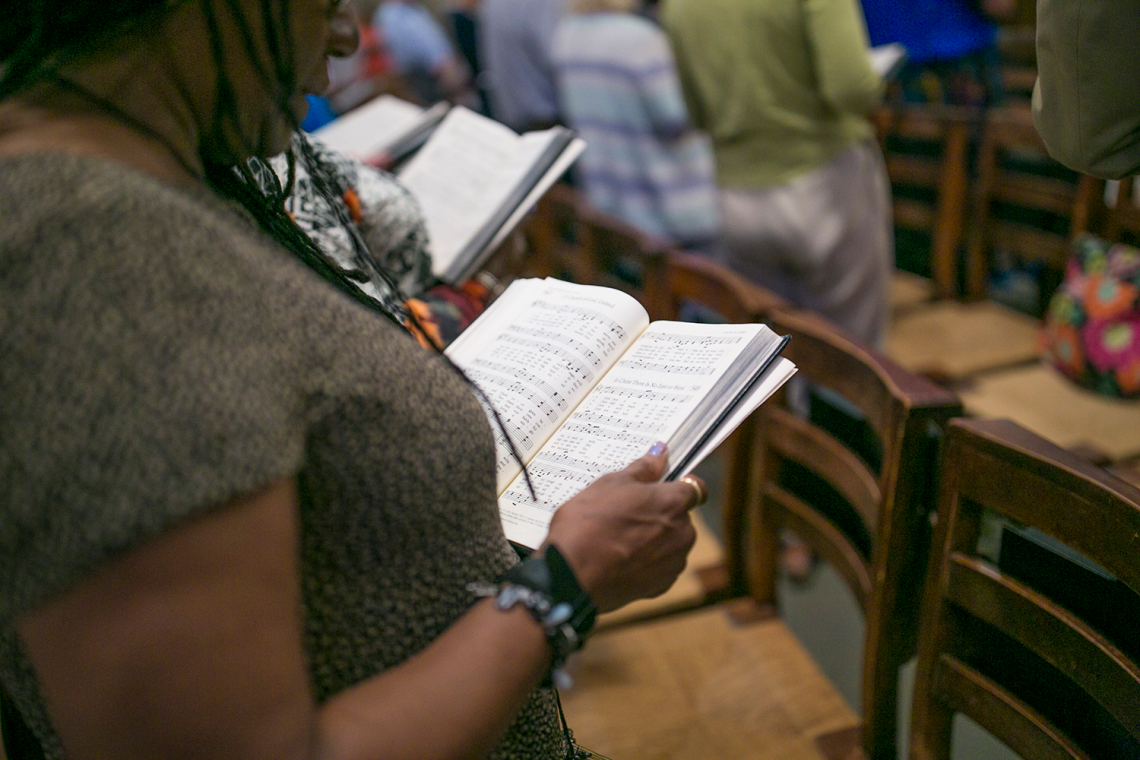 A national survey of churches shows surging political activism among religious progressives in what appears to be a direct response to Trump administration policies.