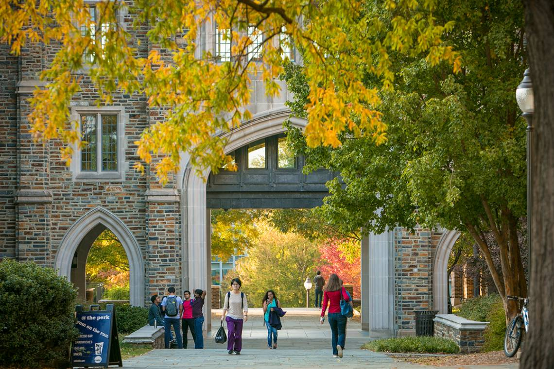 Duke has started to build its Class of 2022 with Early Decision applicants.
